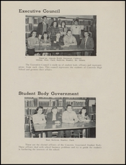 Page 12, 1948 Edition, Concrete High School - Yanica Yearbook (Concrete, WA) online yearbook collection