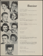 Page 14, 1948 Edition, Concrete High School - Yanica Yearbook (Concrete, WA) online yearbook collection