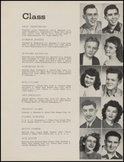 Page 15, 1948 Edition, Concrete High School - Yanica Yearbook (Concrete, WA) online yearbook collection