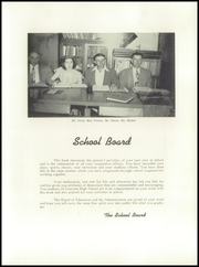 Page 13, 1950 Edition, Concrete High School - Yanica Yearbook (Concrete, WA) online yearbook collection