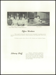 Page 15, 1950 Edition, Concrete High School - Yanica Yearbook (Concrete, WA) online yearbook collection