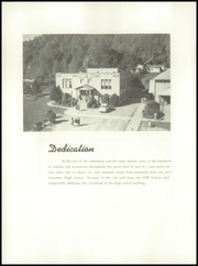 Page 6, 1950 Edition, Concrete High School - Yanica Yearbook (Concrete, WA) online yearbook collection
