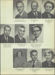 Page 11, 1952 Edition, Rainier High School - Mountaineer Yearbook (Rainier, WA) online yearbook collection
