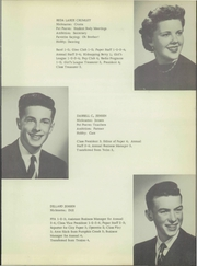 Page 15, 1952 Edition, Rainier High School - Mountaineer Yearbook (Rainier, WA) online yearbook collection