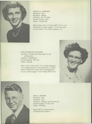Page 16, 1952 Edition, Rainier High School - Mountaineer Yearbook (Rainier, WA) online yearbook collection