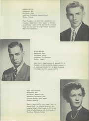 Page 17, 1952 Edition, Rainier High School - Mountaineer Yearbook (Rainier, WA) online yearbook collection