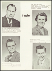 Page 11, 1958 Edition, Rainier High School - Mountaineer Yearbook (Rainier, WA) online yearbook collection