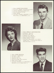 Page 15, 1958 Edition, Rainier High School - Mountaineer Yearbook (Rainier, WA) online yearbook collection