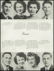 Page 8, 1951 Edition, Onalaska High School - Hi Climber Yearbook (Onalaska, WA) online yearbook collection