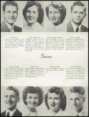 Page 9, 1951 Edition, Onalaska High School - Hi Climber Yearbook (Onalaska, WA) online yearbook collection