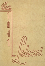 Page 1, 1941 Edition, Yakima High School - Wigwam Yearbook (Yakima, WA) online yearbook collection