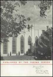 Page 6, 1941 Edition, Yakima High School - Wigwam Yearbook (Yakima, WA) online yearbook collection