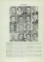 Page 15, 1946 Edition, Yakima High School - Wigwam Yearbook (Yakima, WA) online yearbook collection