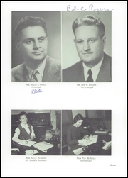 Page 15, 1952 Edition, Yakima High School - Wigwam Yearbook (Yakima, WA) online yearbook collection