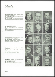 Page 16, 1952 Edition, Yakima High School - Wigwam Yearbook (Yakima, WA) online yearbook collection