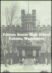 Page 6, 1952 Edition, Yakima High School - Wigwam Yearbook (Yakima, WA) online yearbook collection