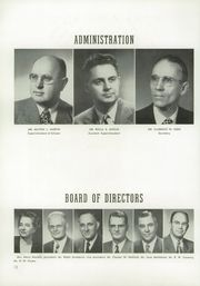 Page 16, 1953 Edition, Yakima High School - Wigwam Yearbook (Yakima, WA) online yearbook collection