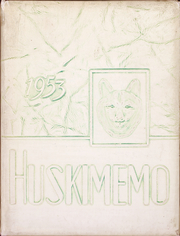 Page 1, 1953 Edition, Morton High School - Huskimemo Yearbook (Morton, WA) online yearbook collection