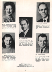 Page 14, 1953 Edition, Morton High School - Huskimemo Yearbook (Morton, WA) online yearbook collection