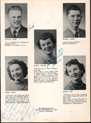 Page 17, 1953 Edition, Morton High School - Huskimemo Yearbook (Morton, WA) online yearbook collection