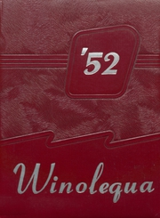 Page 1, 1952 Edition, Winlock High School - Winolequa Yearbook (Winlock, WA) online yearbook collection