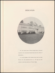 Page 11, 1952 Edition, Winlock High School - Winolequa Yearbook (Winlock, WA) online yearbook collection