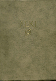 Vancouver High School - Alki Yearbook (Vancouver, WA) online yearbook collection, 1922 Edition, Page 1