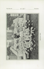 Page 64, 1923 Edition, Vancouver High School - Alki Yearbook (Vancouver, WA) online yearbook collection