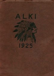 Vancouver High School - Alki Yearbook (Vancouver, WA) online yearbook collection, 1925 Edition, Page 1