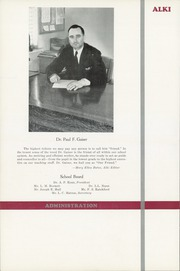 Page 10, 1939 Edition, Vancouver High School - Alki Yearbook (Vancouver, WA) online yearbook collection