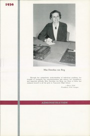 Page 13, 1939 Edition, Vancouver High School - Alki Yearbook (Vancouver, WA) online yearbook collection