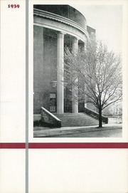 Page 7, 1939 Edition, Vancouver High School - Alki Yearbook (Vancouver, WA) online yearbook collection