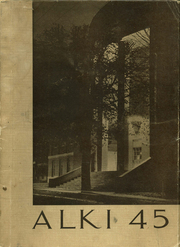Page 1, 1945 Edition, Vancouver High School - Alki Yearbook (Vancouver, WA) online yearbook collection