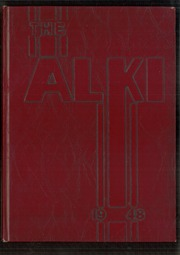 Page 1, 1948 Edition, Vancouver High School - Alki Yearbook (Vancouver, WA) online yearbook collection