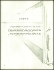 Page 10, 1955 Edition, Vancouver High School - Alki Yearbook (Vancouver, WA) online yearbook collection