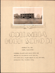 Page 13, 1944 Edition, Columbia High School - Columbian Yearbook (Burbank, WA) online yearbook collection