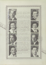 Page 15, 1941 Edition, Wahkiakum High School - Lamele Yearbook (Cathlamet, WA) online yearbook collection