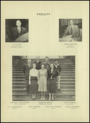 Page 10, 1950 Edition, South Bend High School - Carcowan Yearbook (South Bend, WA) online yearbook collection