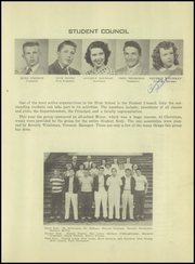 Page 11, 1950 Edition, South Bend High School - Carcowan Yearbook (South Bend, WA) online yearbook collection