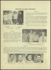 Page 14, 1950 Edition, South Bend High School - Carcowan Yearbook (South Bend, WA) online yearbook collection