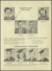 Page 15, 1950 Edition, South Bend High School - Carcowan Yearbook (South Bend, WA) online yearbook collection