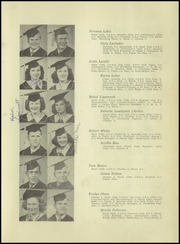 Page 17, 1950 Edition, South Bend High School - Carcowan Yearbook (South Bend, WA) online yearbook collection