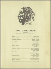 Page 7, 1950 Edition, South Bend High School - Carcowan Yearbook (South Bend, WA) online yearbook collection