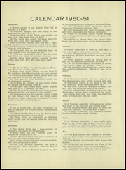 Page 12, 1951 Edition, South Bend High School - Carcowan Yearbook (South Bend, WA) online yearbook collection