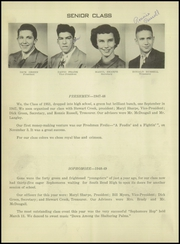Page 14, 1951 Edition, South Bend High School - Carcowan Yearbook (South Bend, WA) online yearbook collection