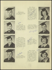 Page 17, 1951 Edition, South Bend High School - Carcowan Yearbook (South Bend, WA) online yearbook collection