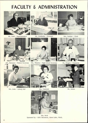 Page 12, 1961 Edition, Warden High School - Cougar Tales Yearbook (Warden, WA) online yearbook collection