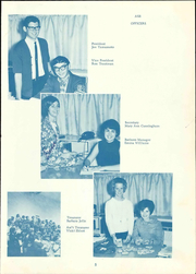 Page 11, 1968 Edition, Warden High School - Cougar Tales Yearbook (Warden, WA) online yearbook collection