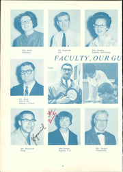 Page 12, 1968 Edition, Warden High School - Cougar Tales Yearbook (Warden, WA) online yearbook collection