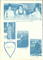 Page 14, 1968 Edition, Warden High School - Cougar Tales Yearbook (Warden, WA) online yearbook collection